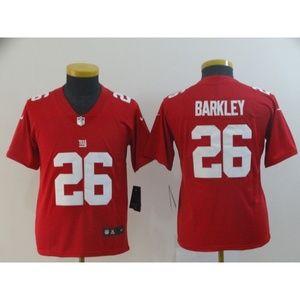 Youth New York Giants  Saquon Barkley Jersey